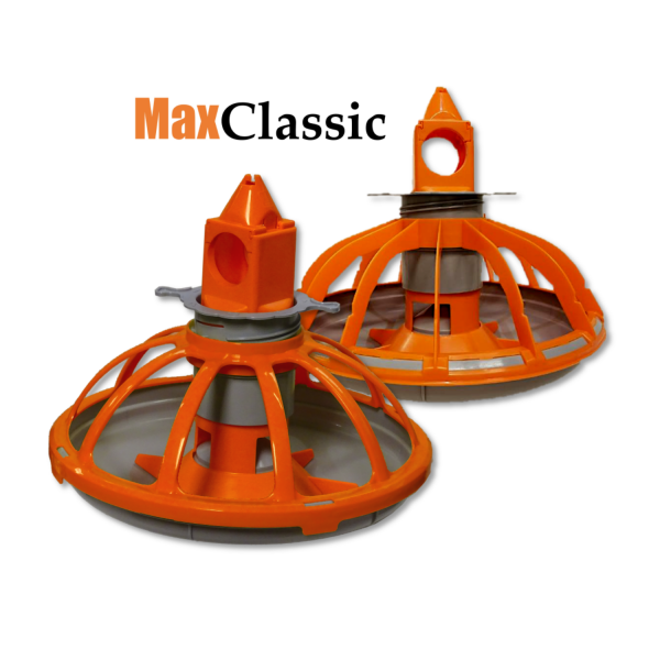 maxiclassic poultry feeder