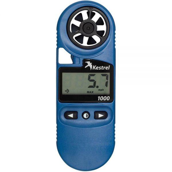 kestrel weather meter 1000