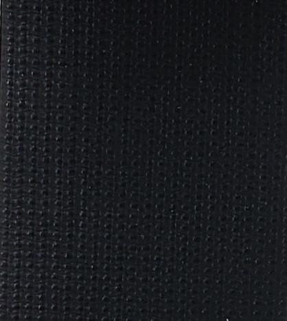 curtain vinyl black white