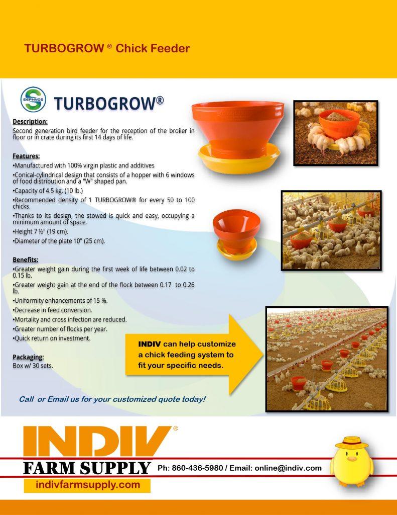 chick feeder resource